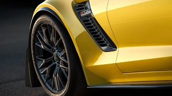 2016 Chevy Corvette Z06 Safety