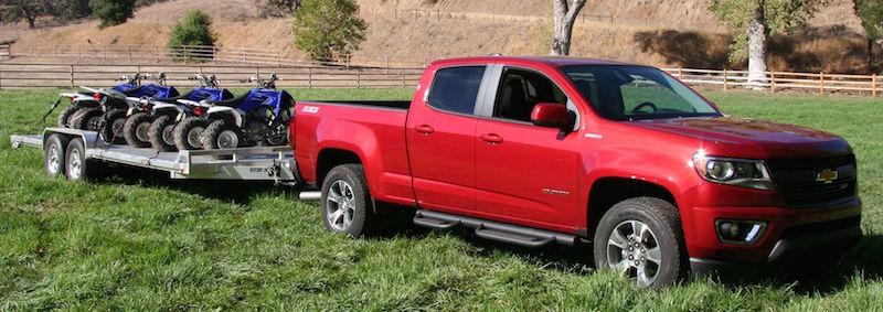 2016 Colorado diesel tow