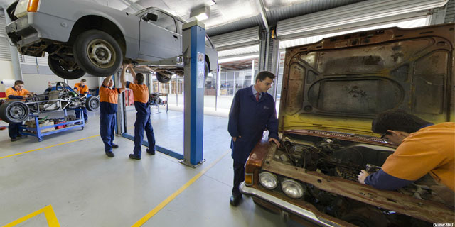 Automotive-Workshop-B