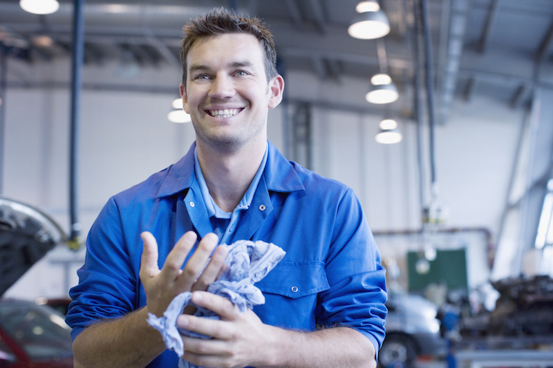 clean smile technician