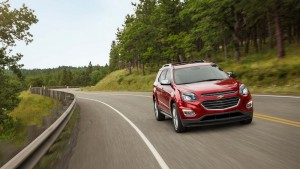2016 - Chevrolet - Equinox - RED