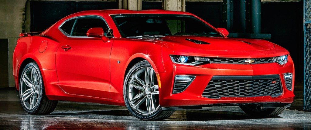 2016 red camaro copy