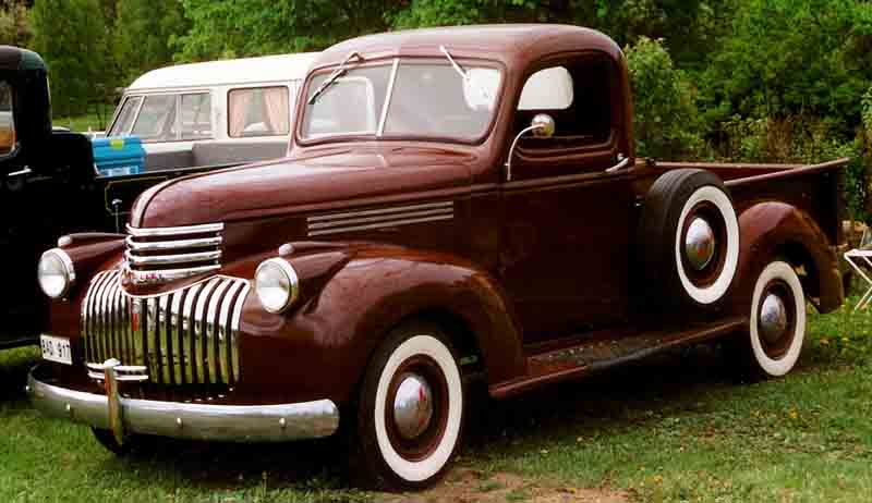 The Best Trucks Are Chevy  Our 5 Favorite Chevy Trucks  DePaula