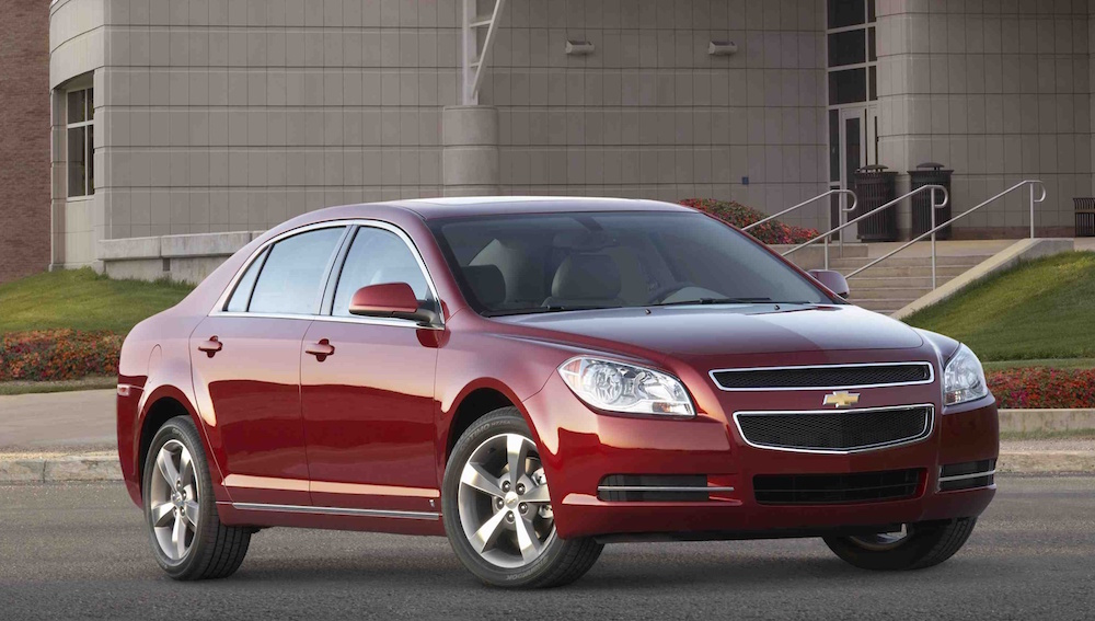201 Chevy Malibu Shown Featured Image