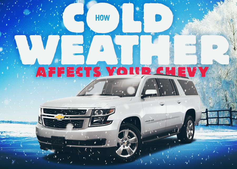 How Cold Weather Affects Your Chevy | DePaula Chevrolet