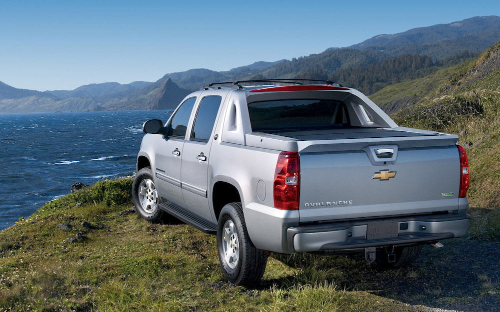 Why the Chevy Avalanche is the Best Used Truck | DePaula