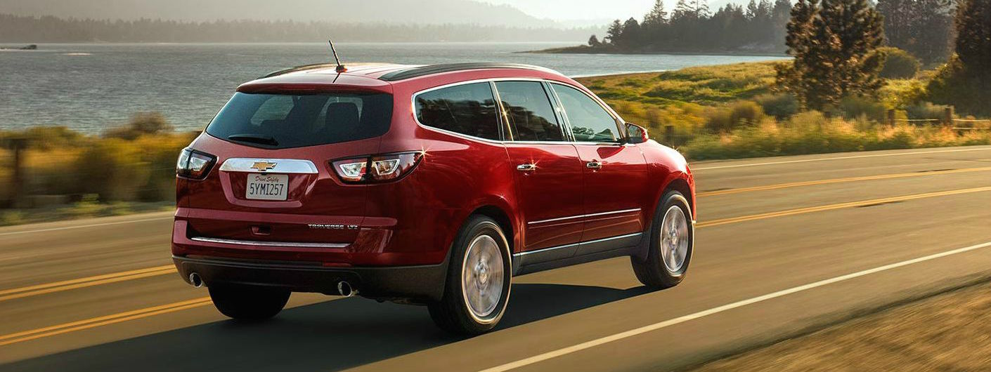 Chevy Traverse Performance