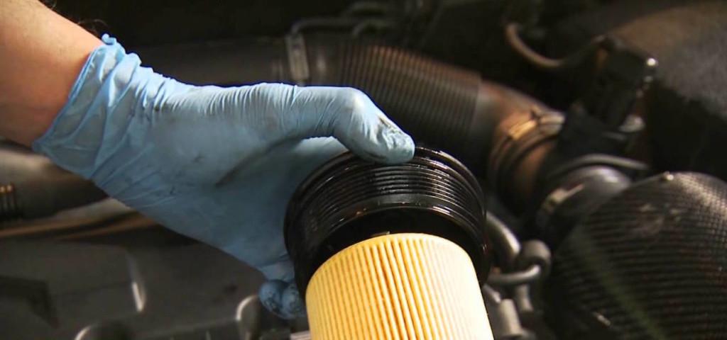 Motor Oil Filter
