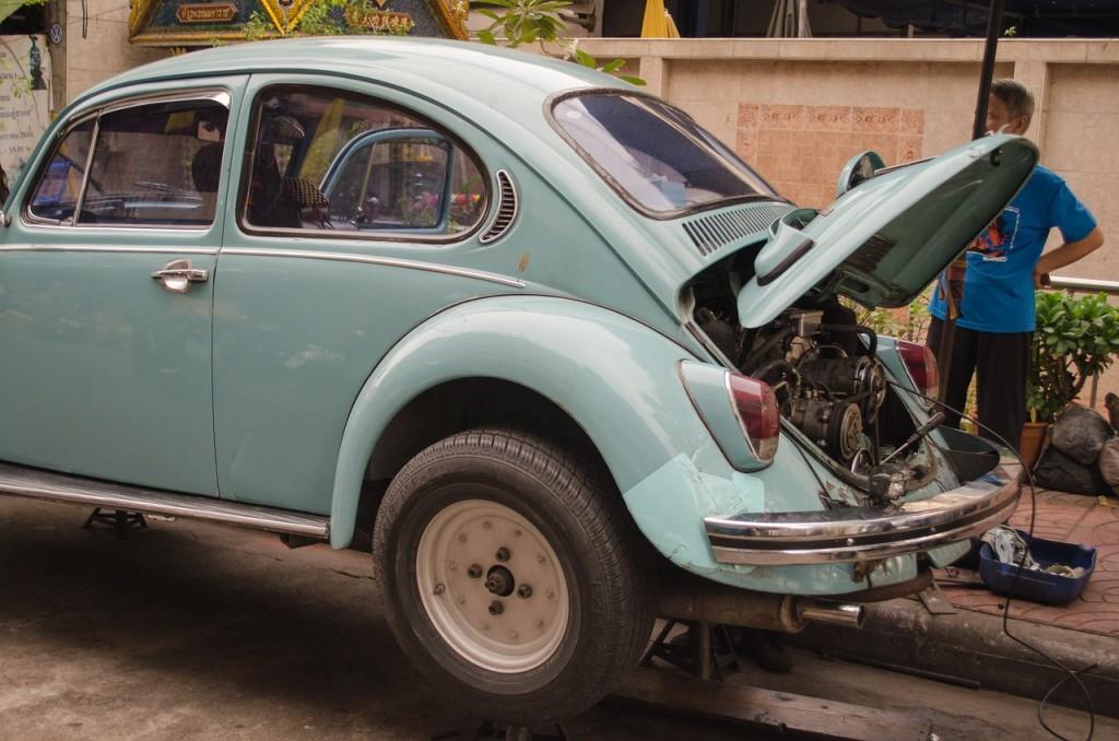 car repair mystery