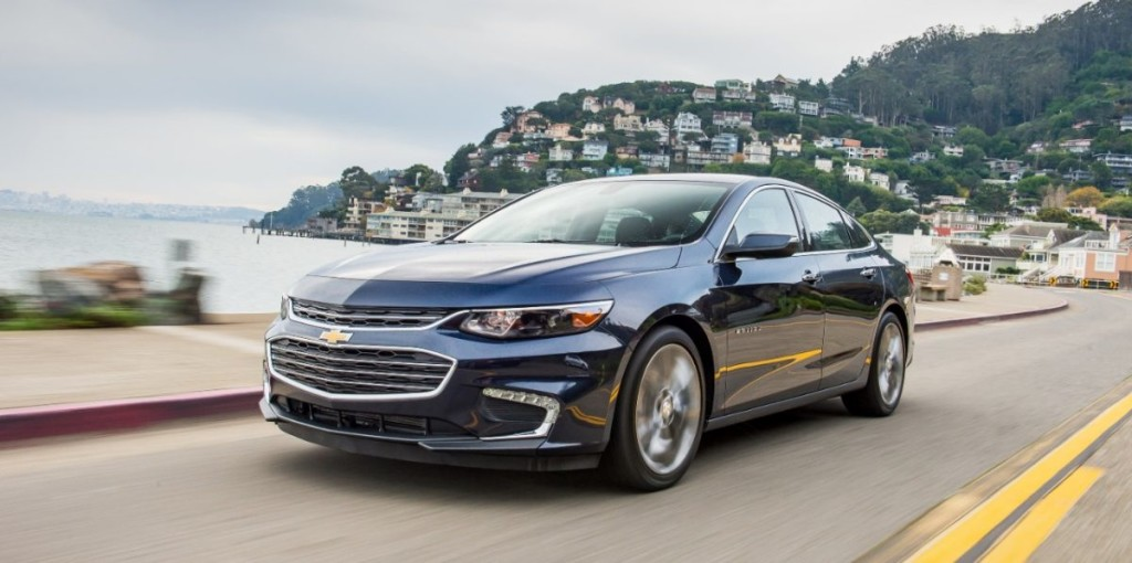 2016 Chevy Malibu: Not Just for Families - DePaula Chevrolet