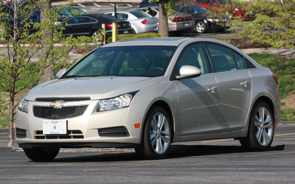 First is Best: The First-Generation Chevy Cruze is a Great Used ...