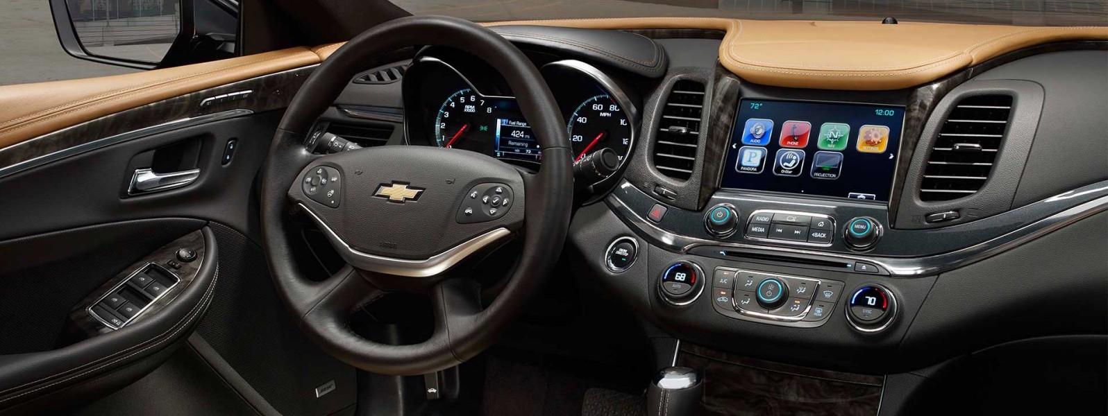 Chevy Impala Technology