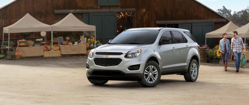 2016 Chevy Equinox L