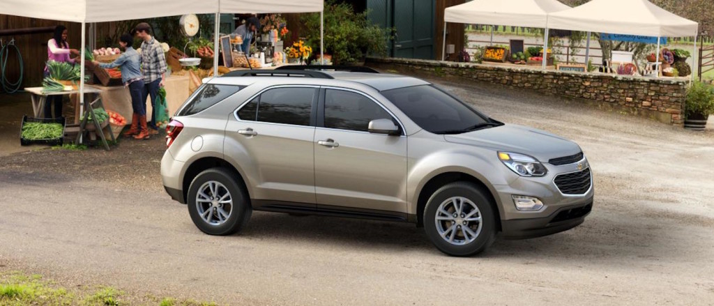 2016 Chevy Equinox LS