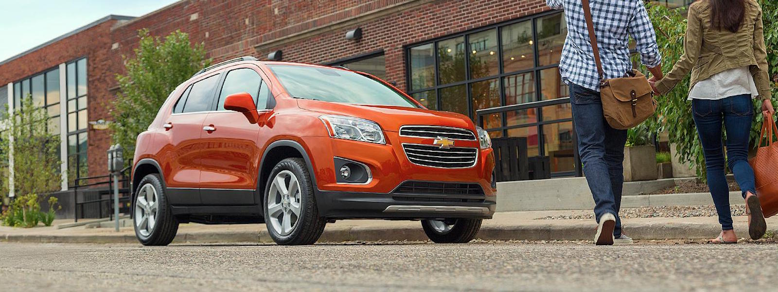 Chevy Trax Design