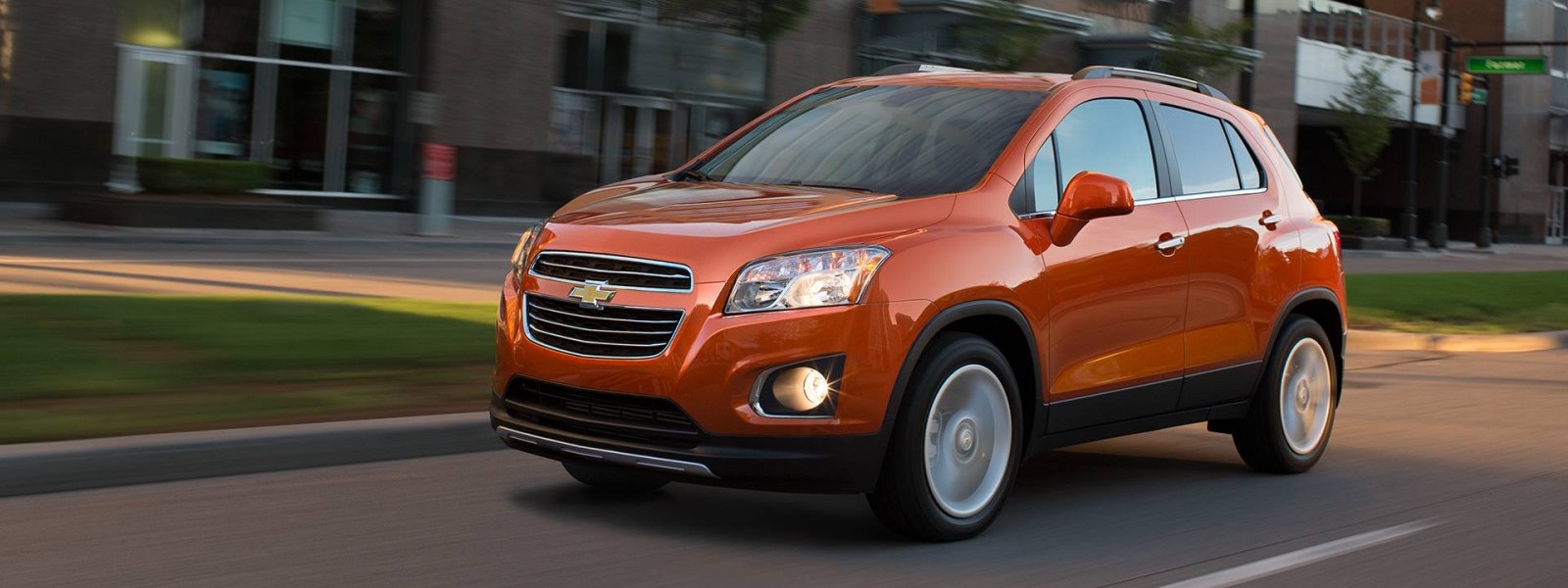 Chevy Trax Performance