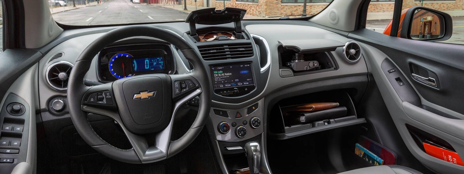 Chevy Trax Safety