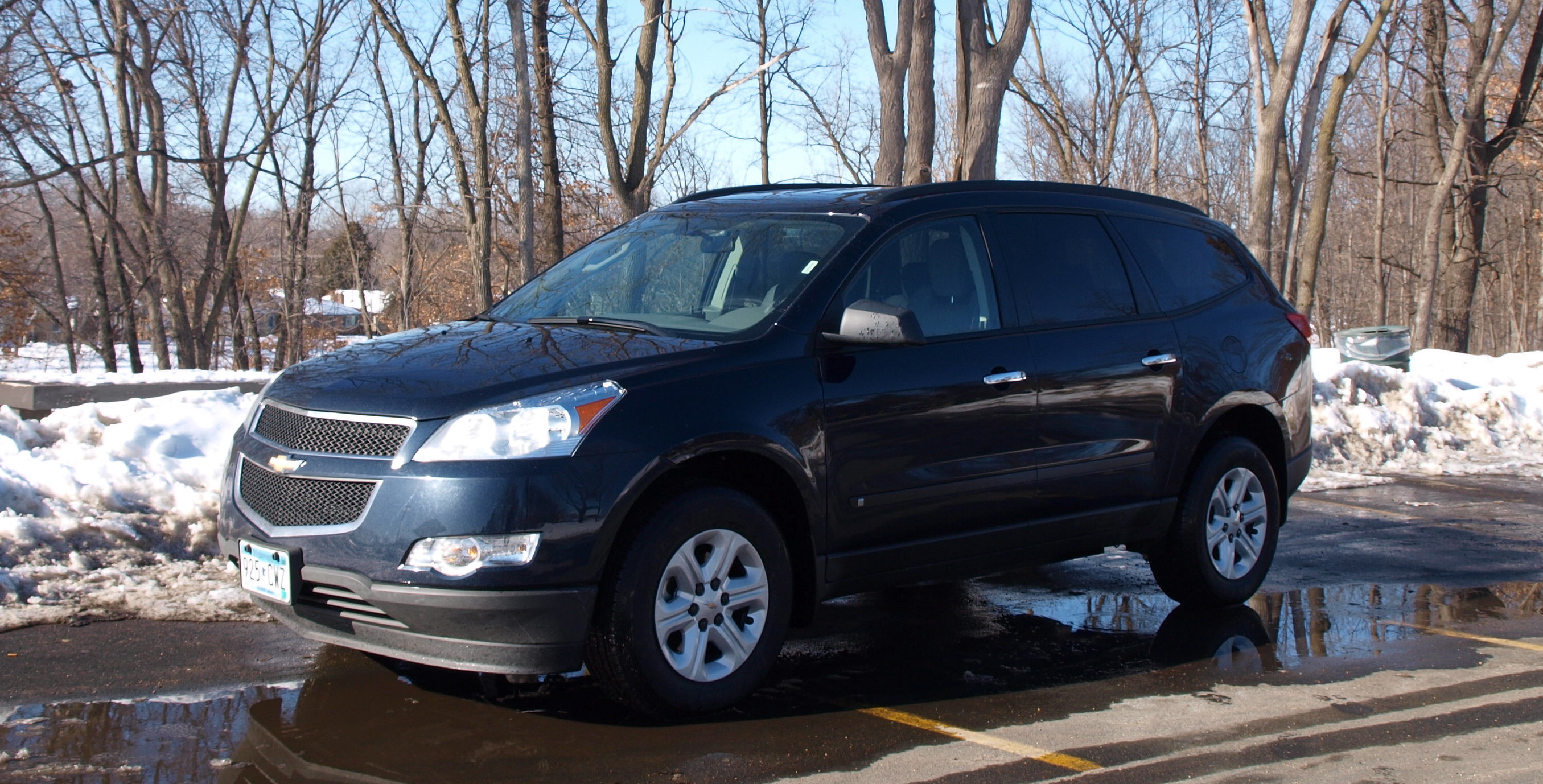 traverse harbor inventory leather awd new lt utility sport chevrolet in egg