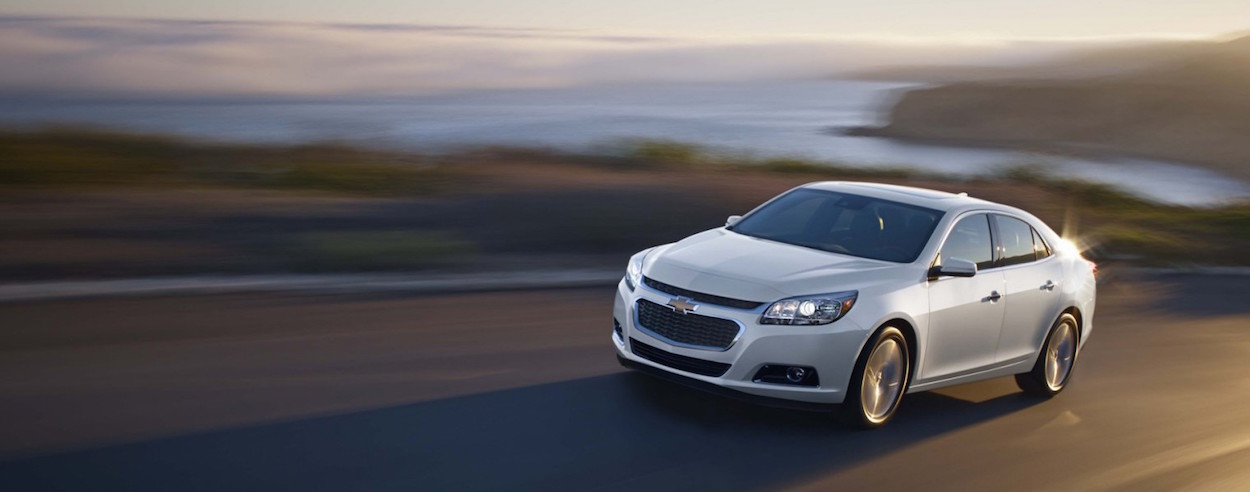 2013 Chevy Malibu Design