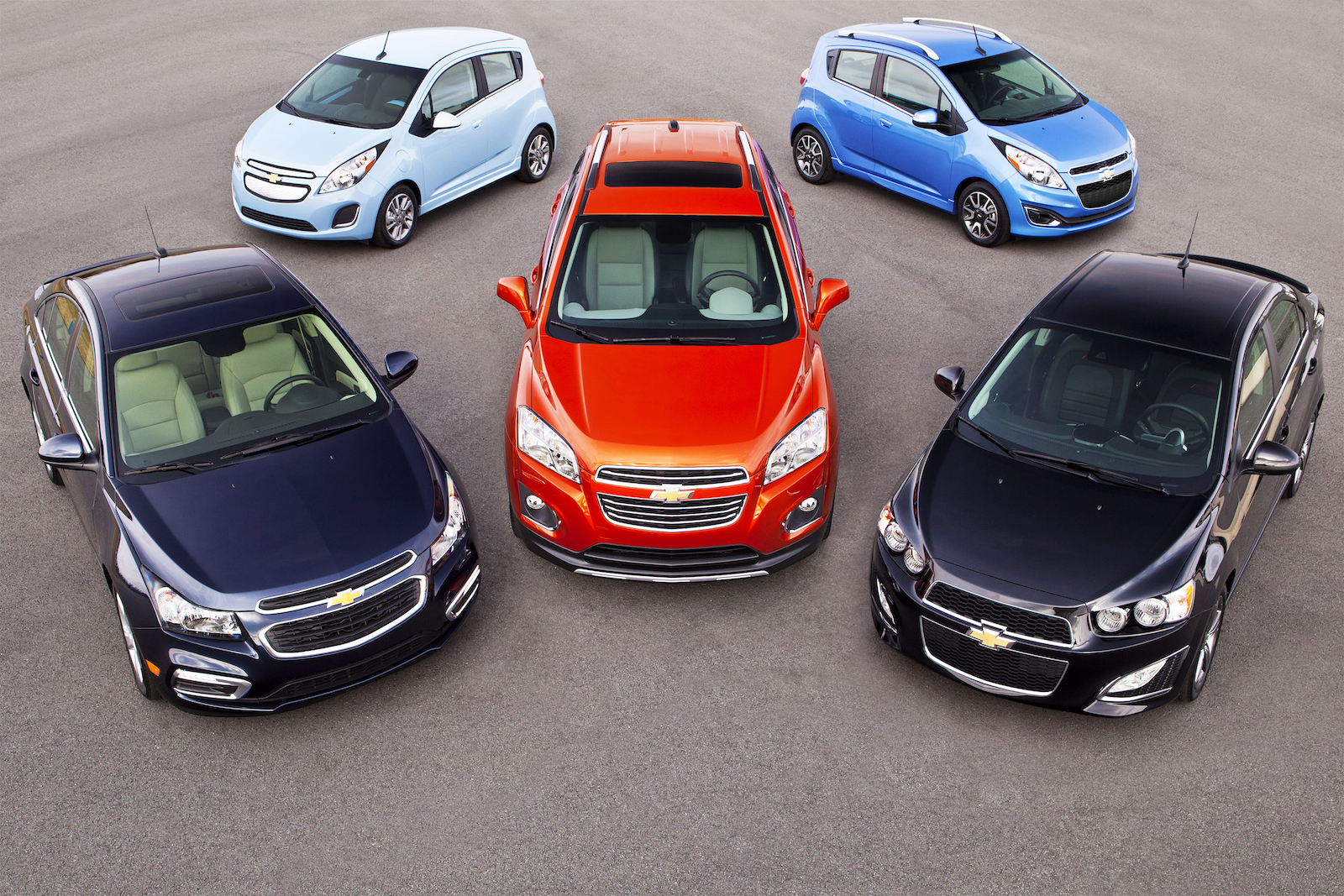 Chevrolet adds Trax to growing small vehicle lineup