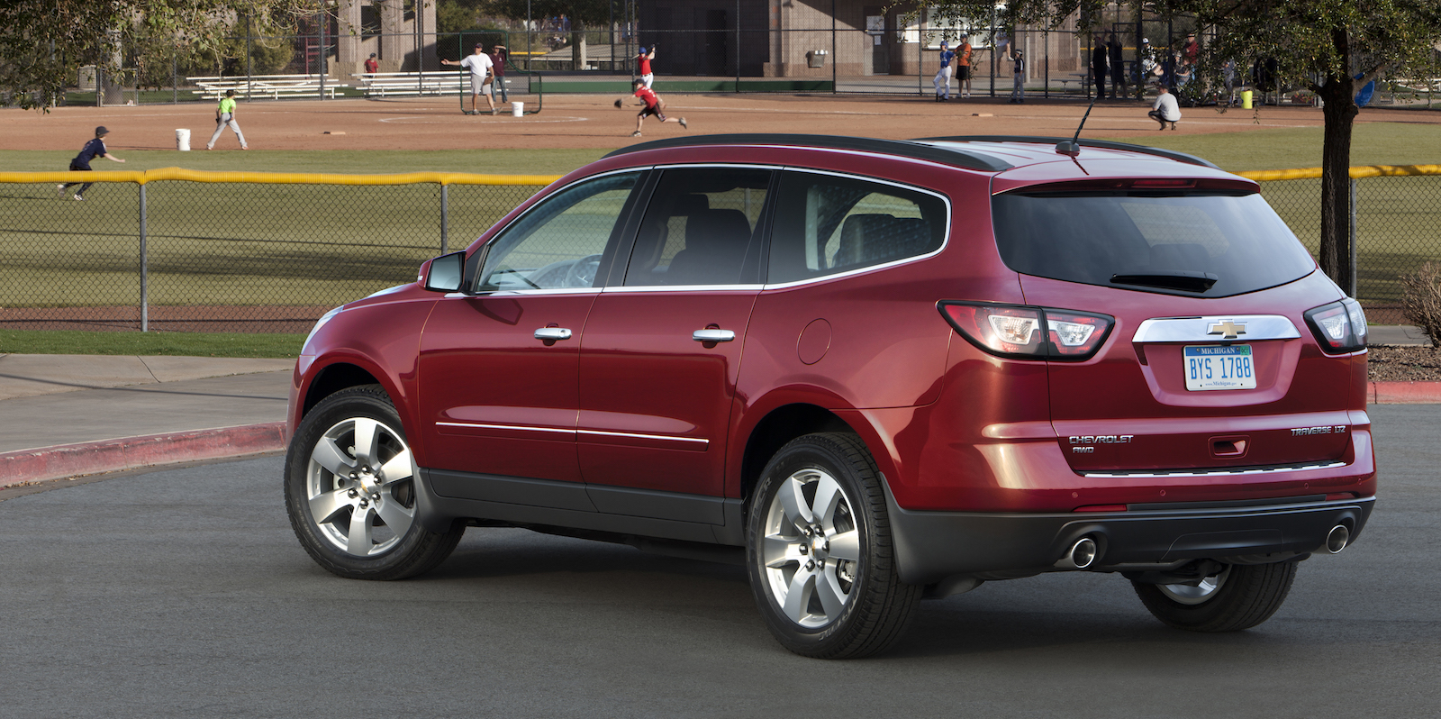 What To Expect From Each Of The Chevy Traverse S Model Years
