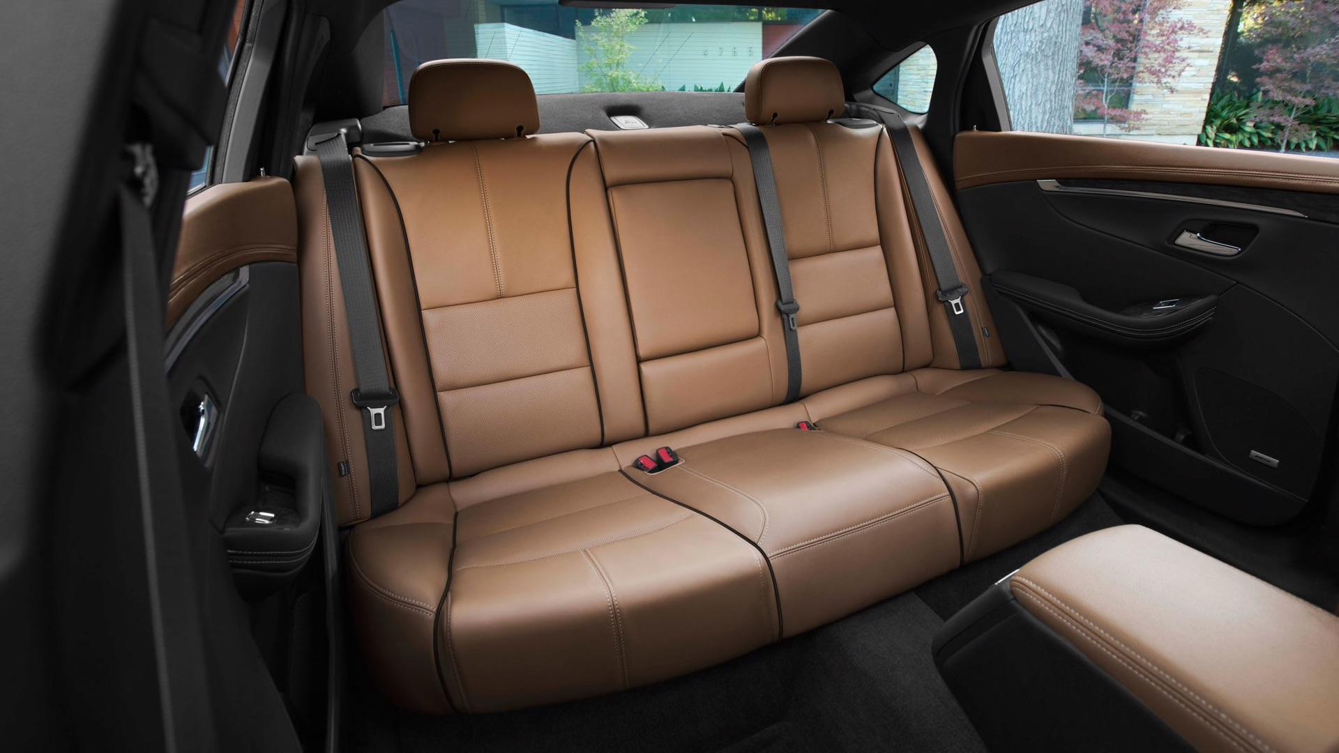 2016 Chevy Impala Upholstery