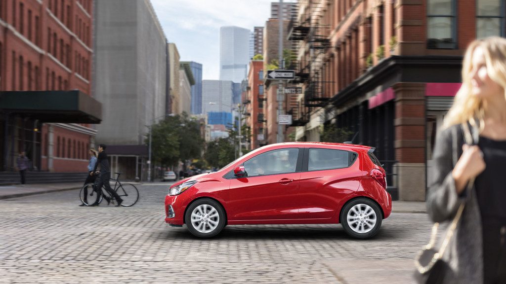 2016 Chevy Spark City