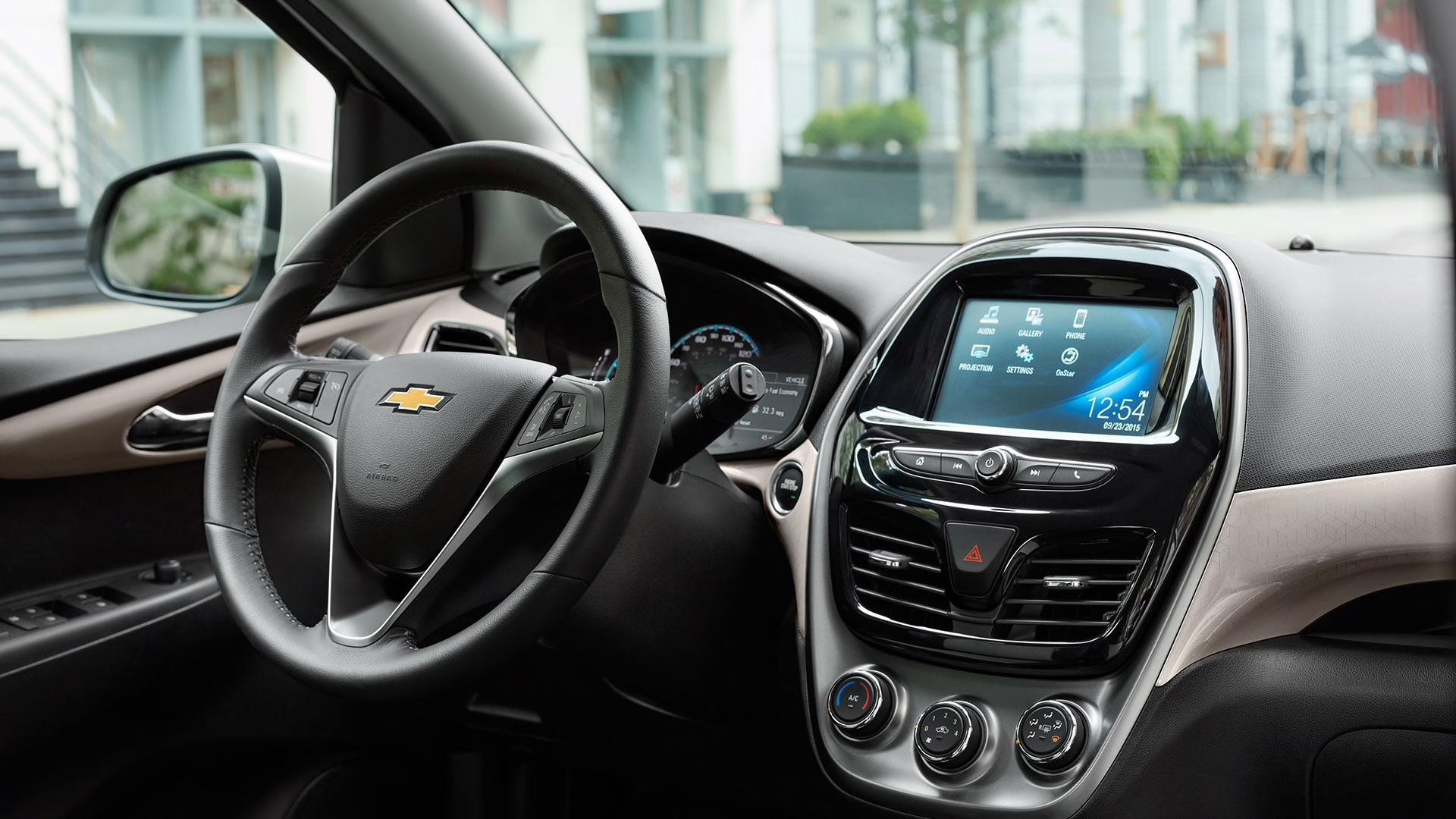 2016 Chevy Spark Tech