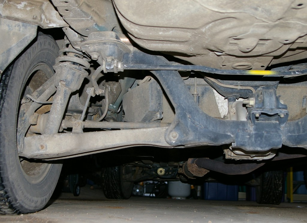 Independent_rear_suspension_AWD