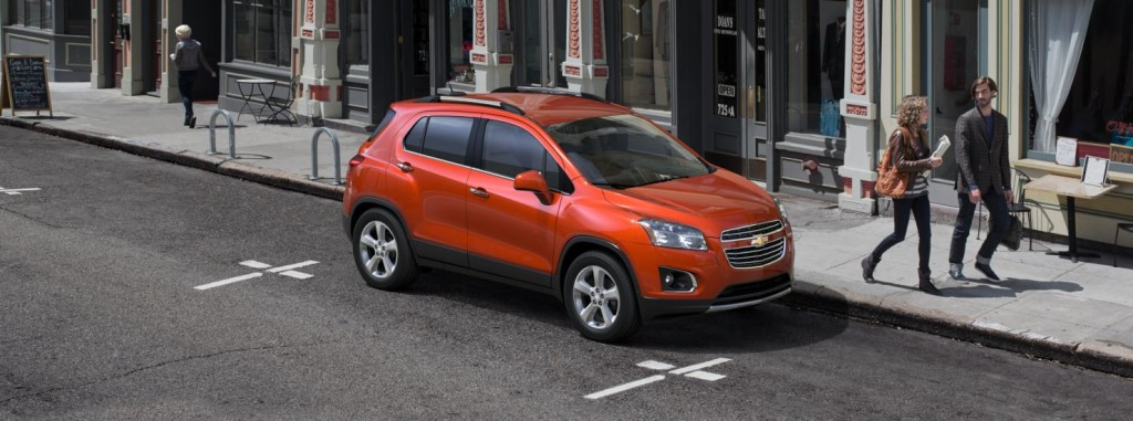 chevy trax 2016