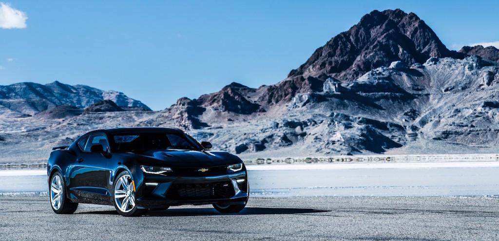 2016 Chevy Camaro Utah