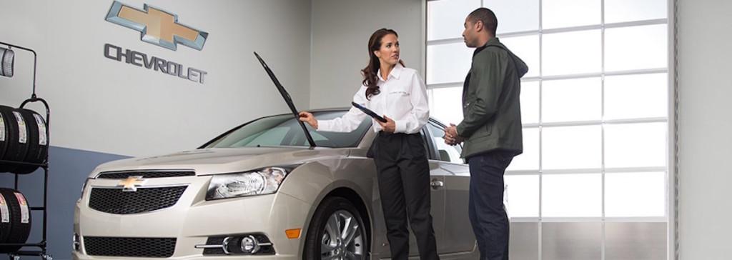 Установлены официальные запчасти Chevrolet от Depaula Chevrolet