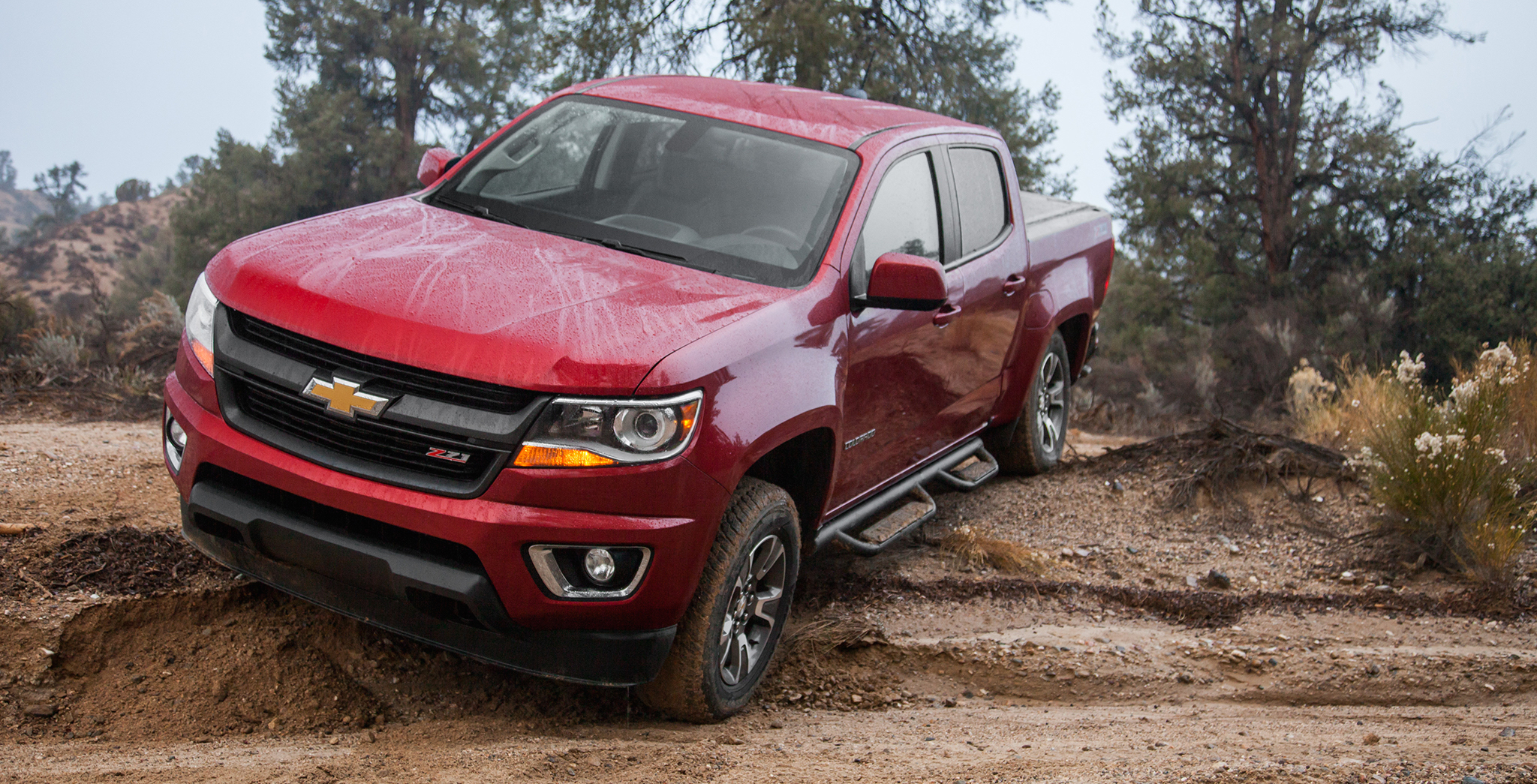Chevy Colorado Crowned Midsize Master Not Being Dethroned Anytime