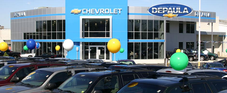 DePaula Chevrolet Albany NY