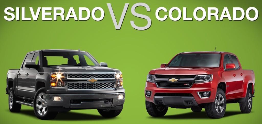 silverado and colorado