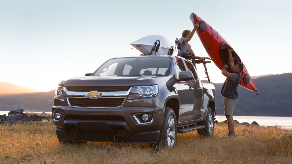 2016 Chevy Colorado Surfboards