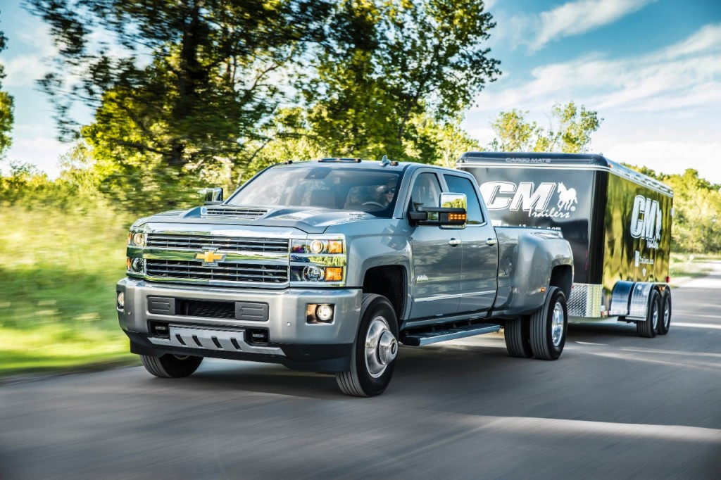 Check out the New and Improved 2017 Chevy Silverado HD | DePaula