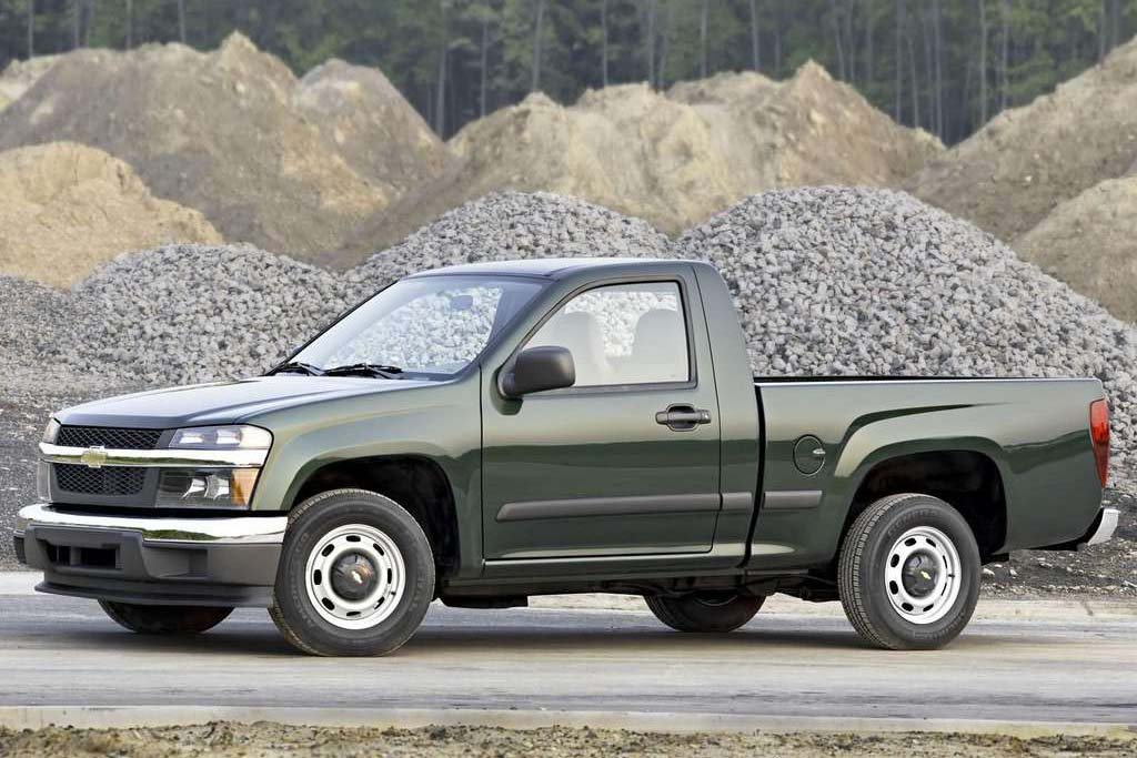 Used Chevy Colorado