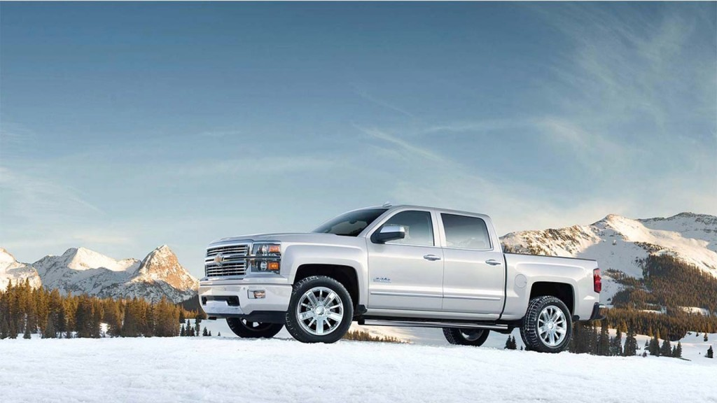 chevy for winter