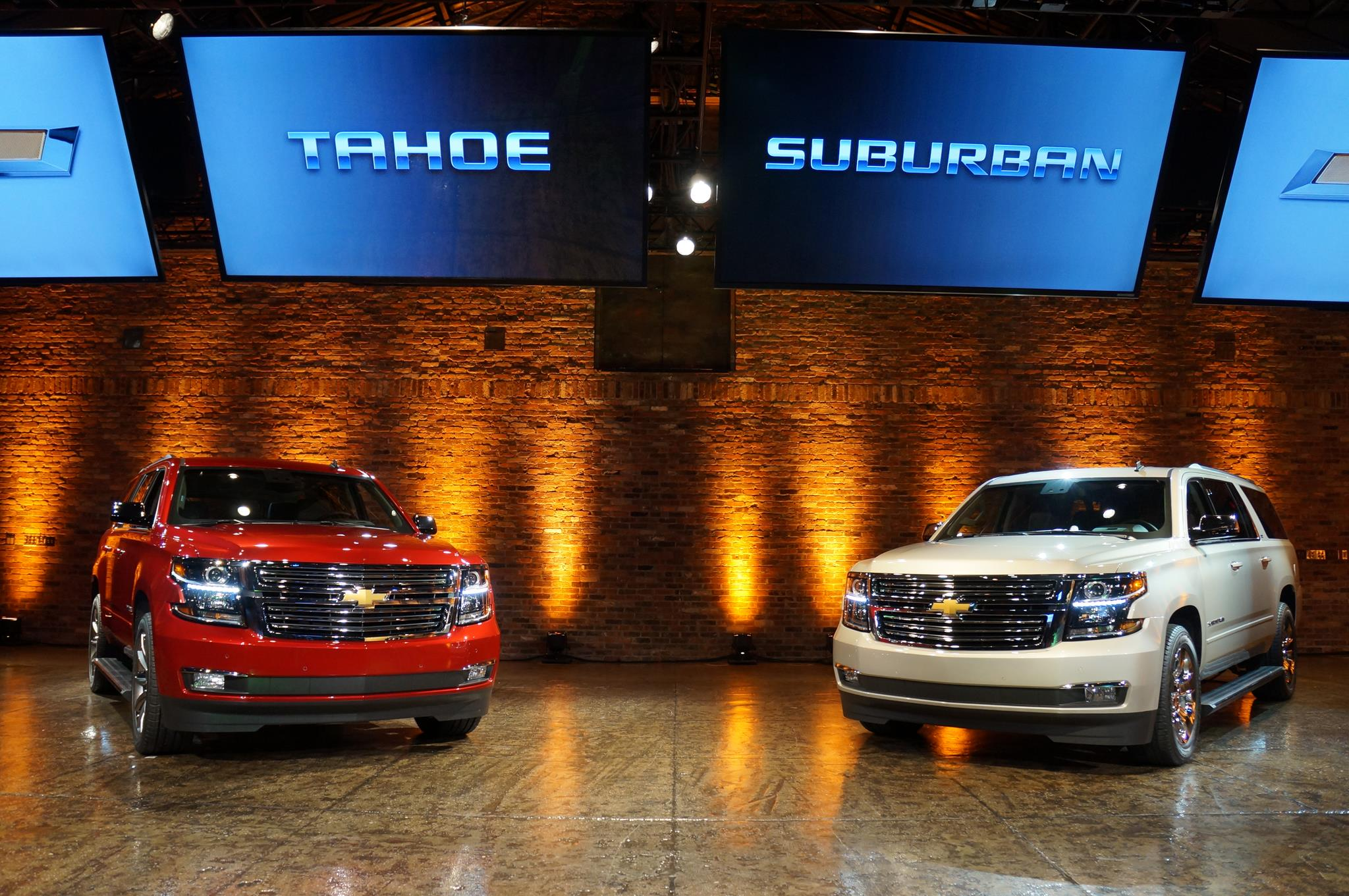 A Look at Chevy s Premium SUV Lineup
