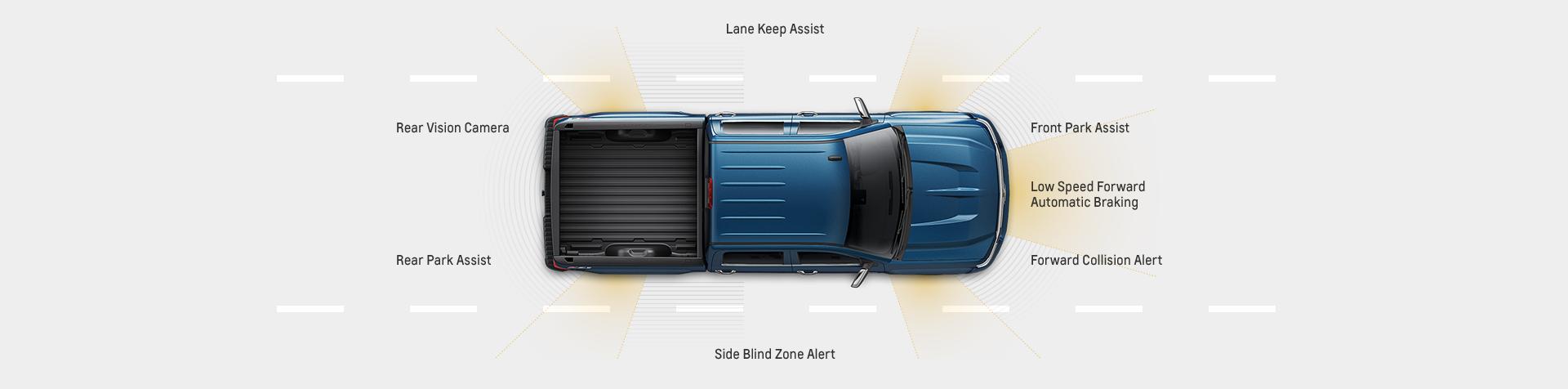 Chevy Silverado Safety