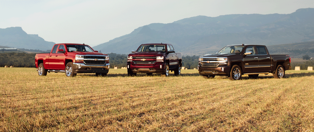 Used Chevy Trucks