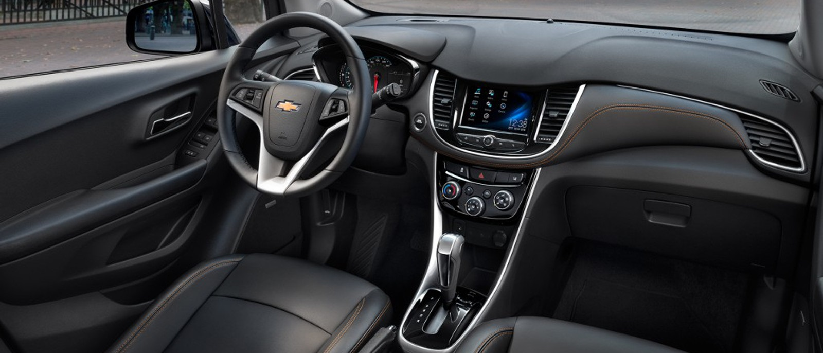 Chevy Trax Technology
