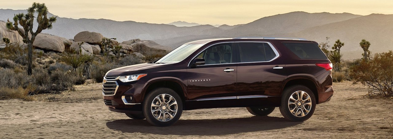 Chevy Traverse Design