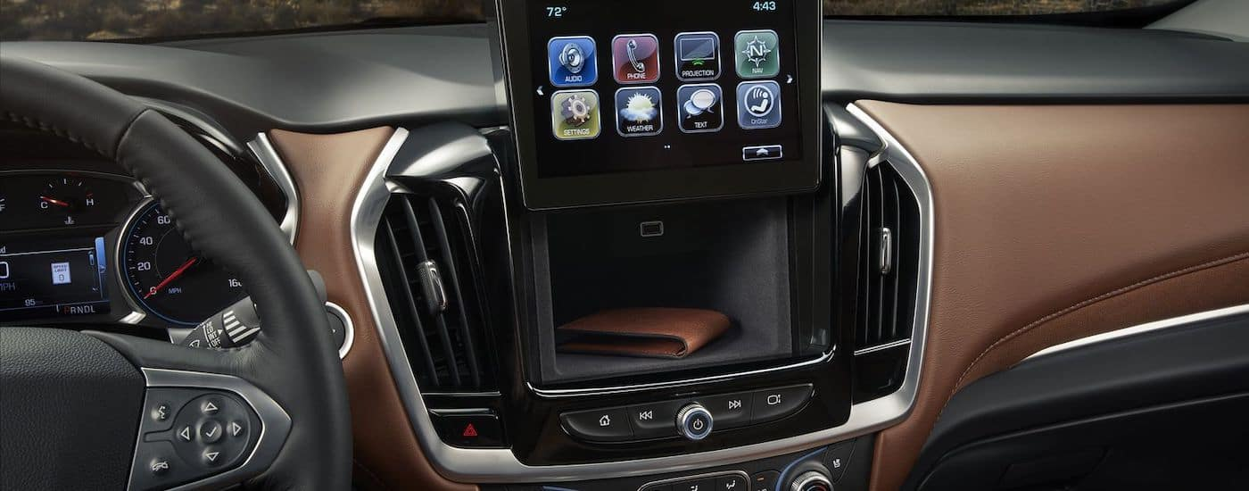 Chevy Traverse Technology