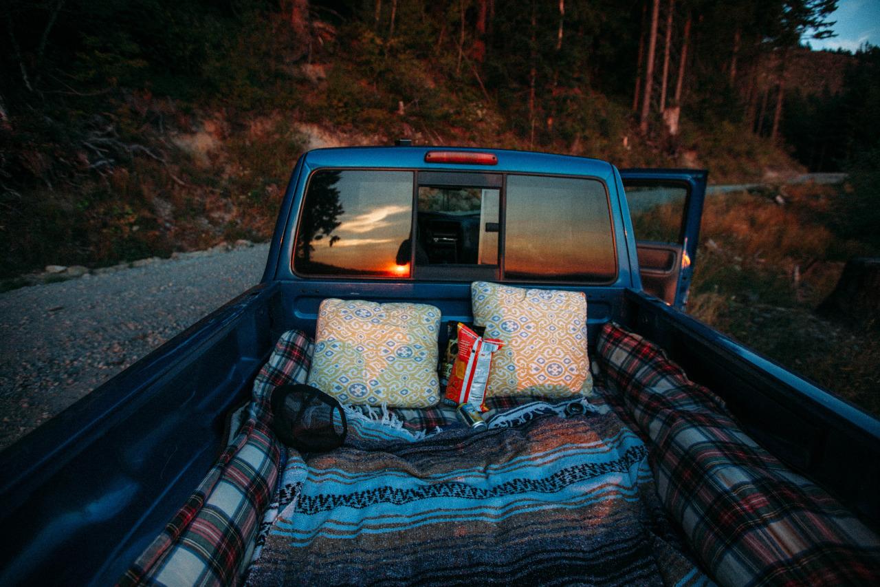 Chevy Pickup Truck Fun