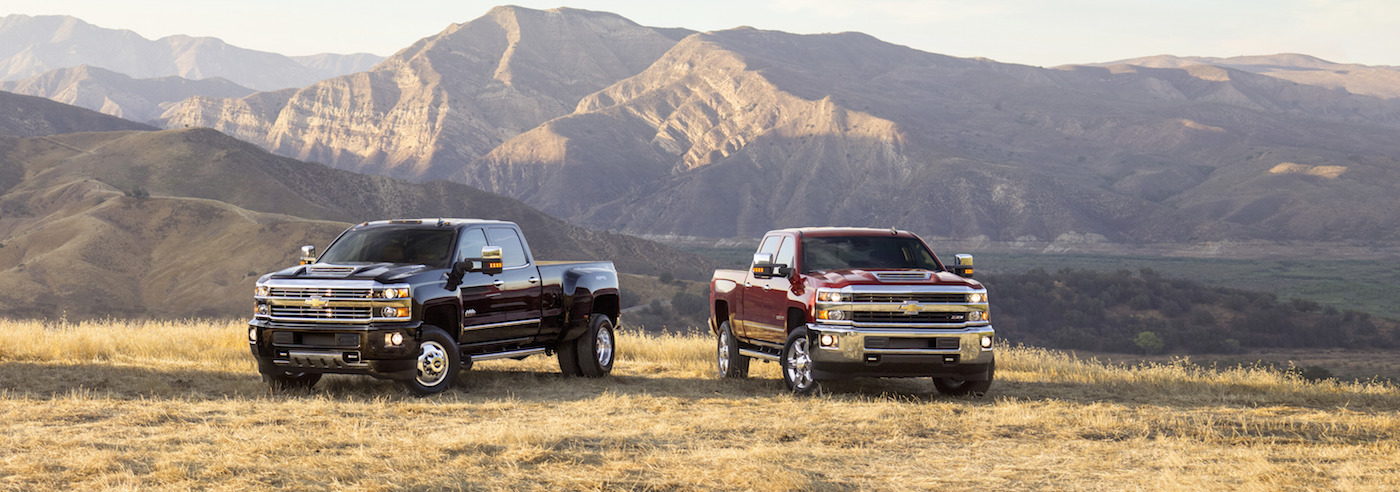 Chevy Silverado HD Trucks