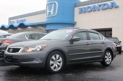 Vehicle Spotlight: 2009 4-door Honda Accord EXL