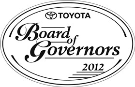 Board of governors logo