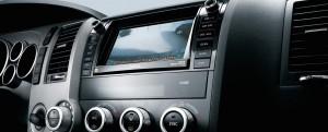 2015 Toyota Sequoia Navigation